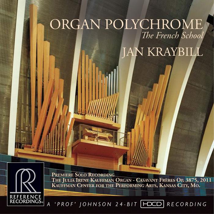 Organ Polychrome - The French School