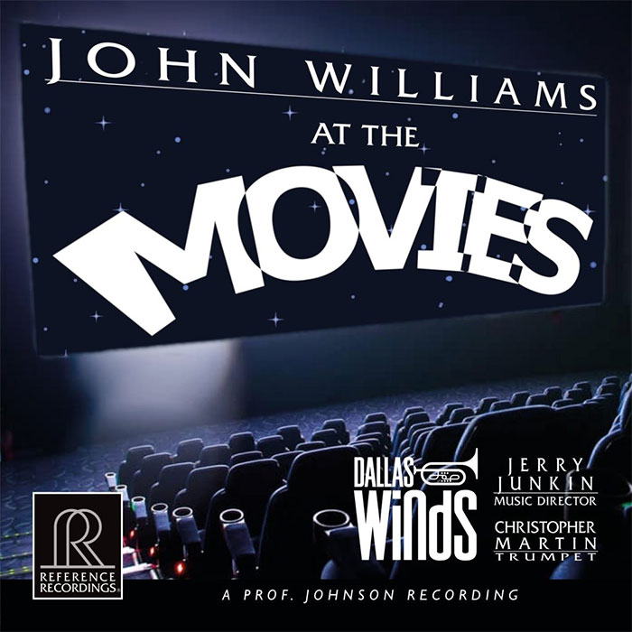 John Williams at the Movies image