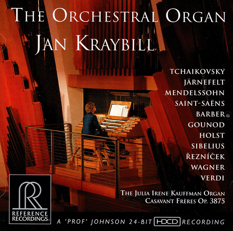 The Orchestral Organ image