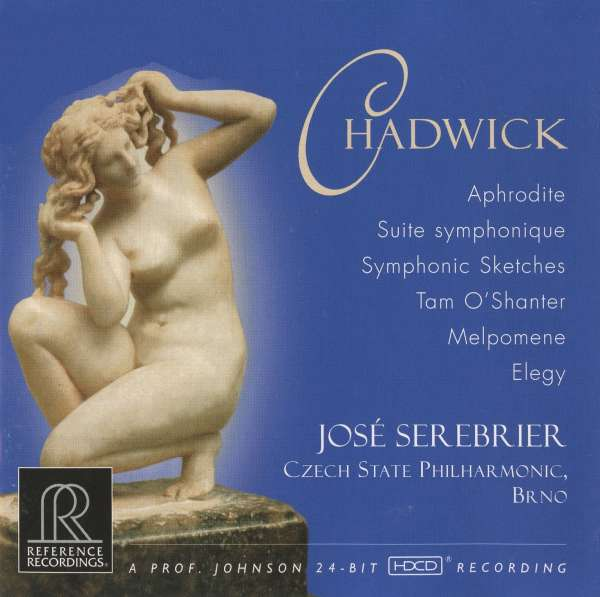 Aphrodite / Suite Symphonique / Symphonic Sketches