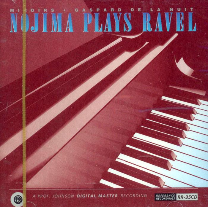Nojima plays Ravel - Miroirs, Gaspard de la nuit