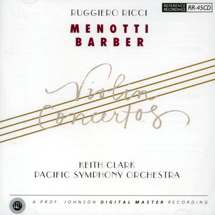 Violin Concertos  image