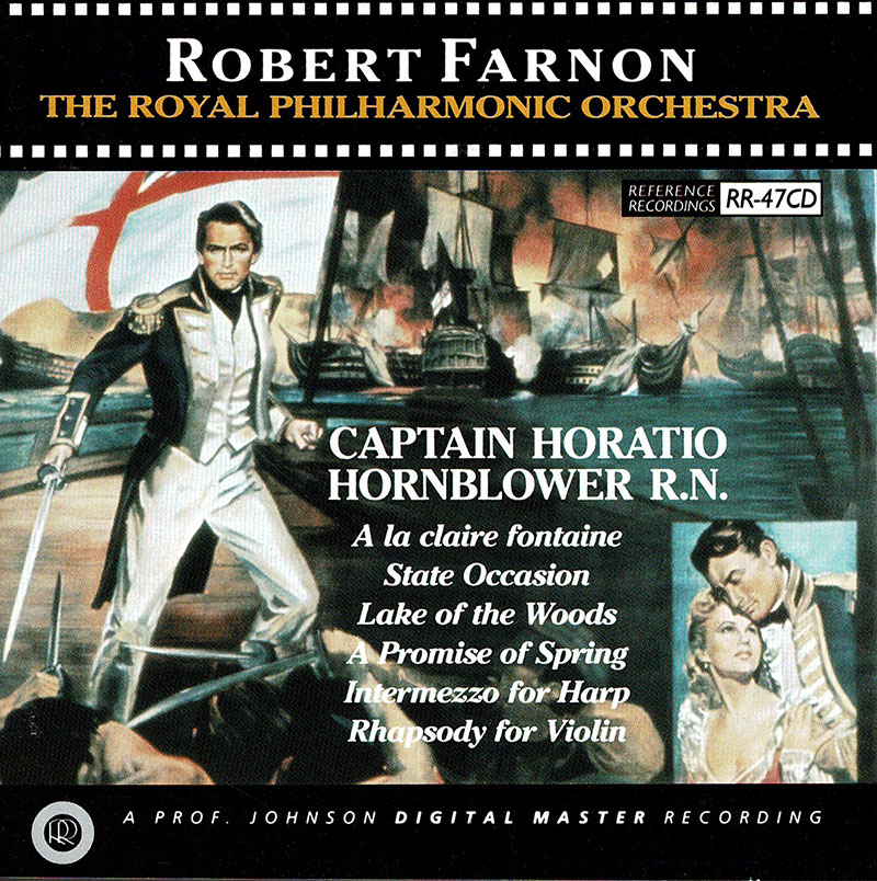 Captain Horatio Hornblower R. N. Suite