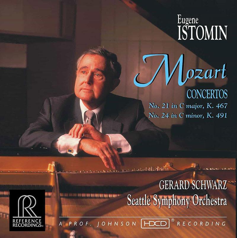 Concertos Nos. 21 and 24