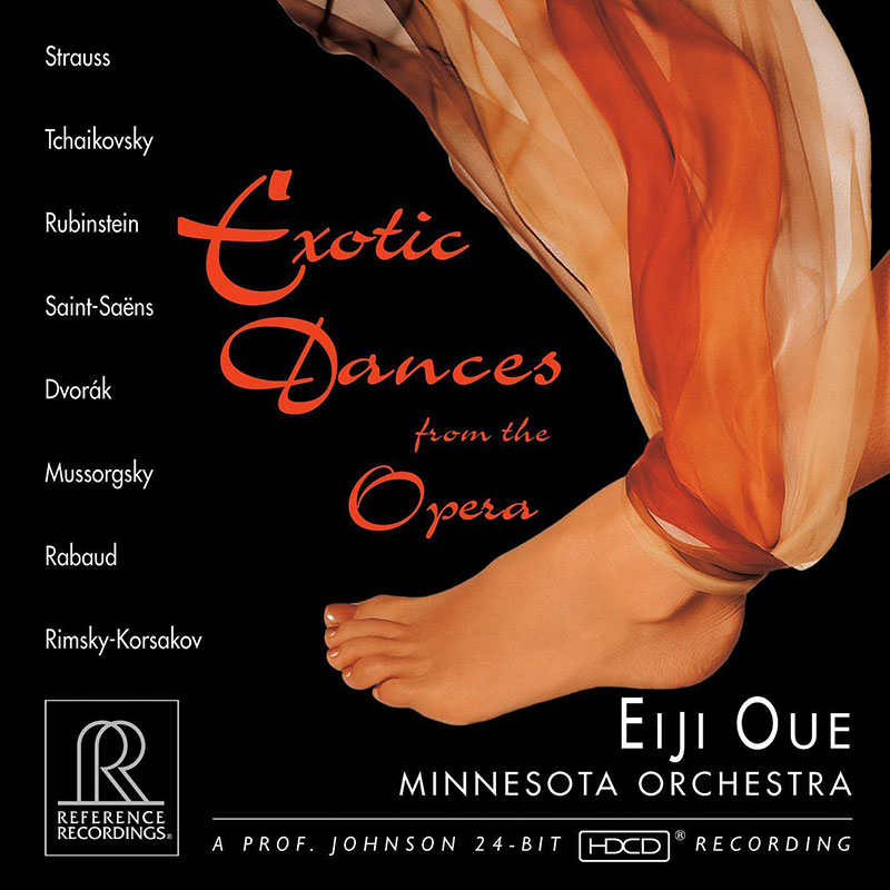 Exotic Dances from the Opera image