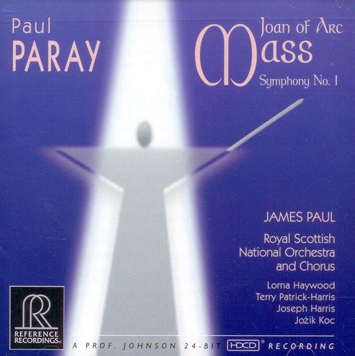 Joan of Arc Mass / Symphony No. 1