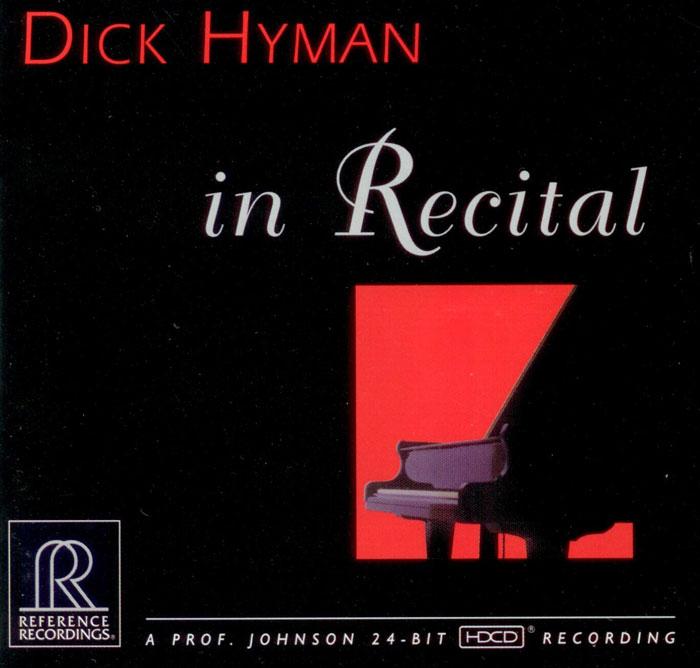 In recital