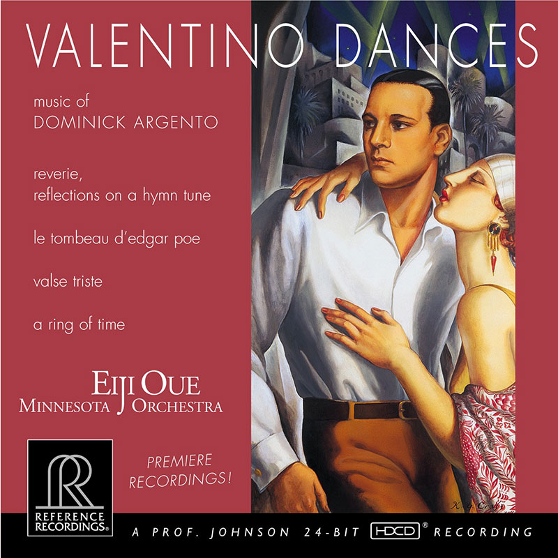 Valentino Dances / Reflections on a Hymn Tune