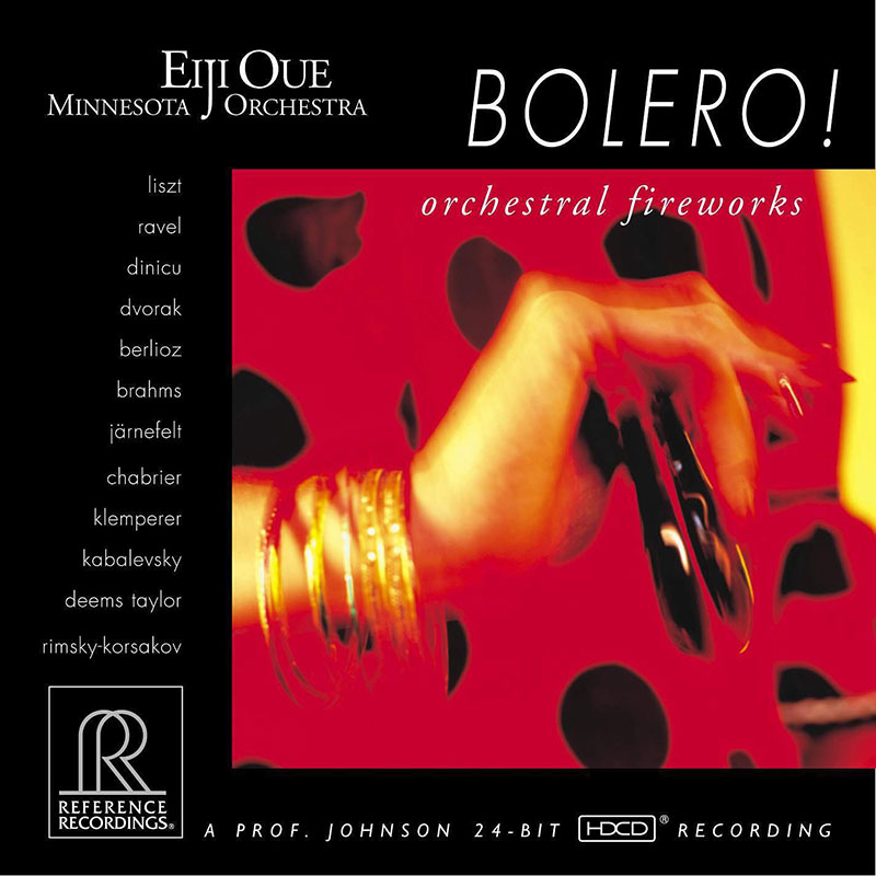 Bolero! / Colas Breugnon - Overture / The Flight of the Bumblebee /  Hungarian Dance No. 3 in F