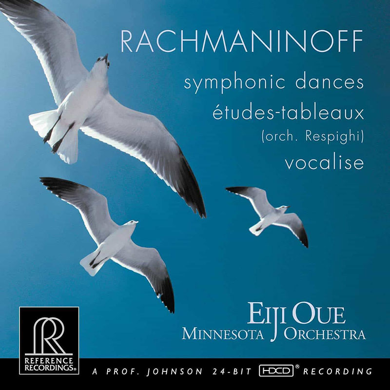 Symphonic Dances / Vocalise