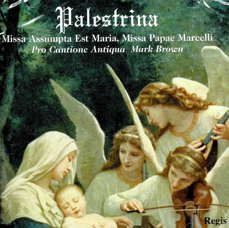 Missa Assumpta Est Maria / Missa Papae Marcelli