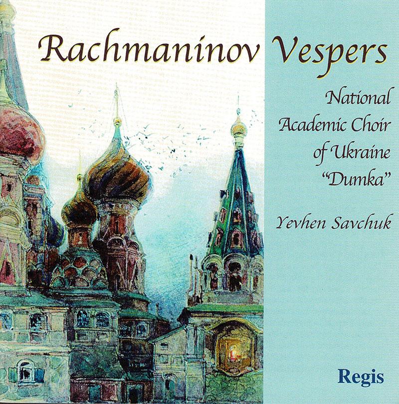 Vespers Op.37 ('All NightVigil')