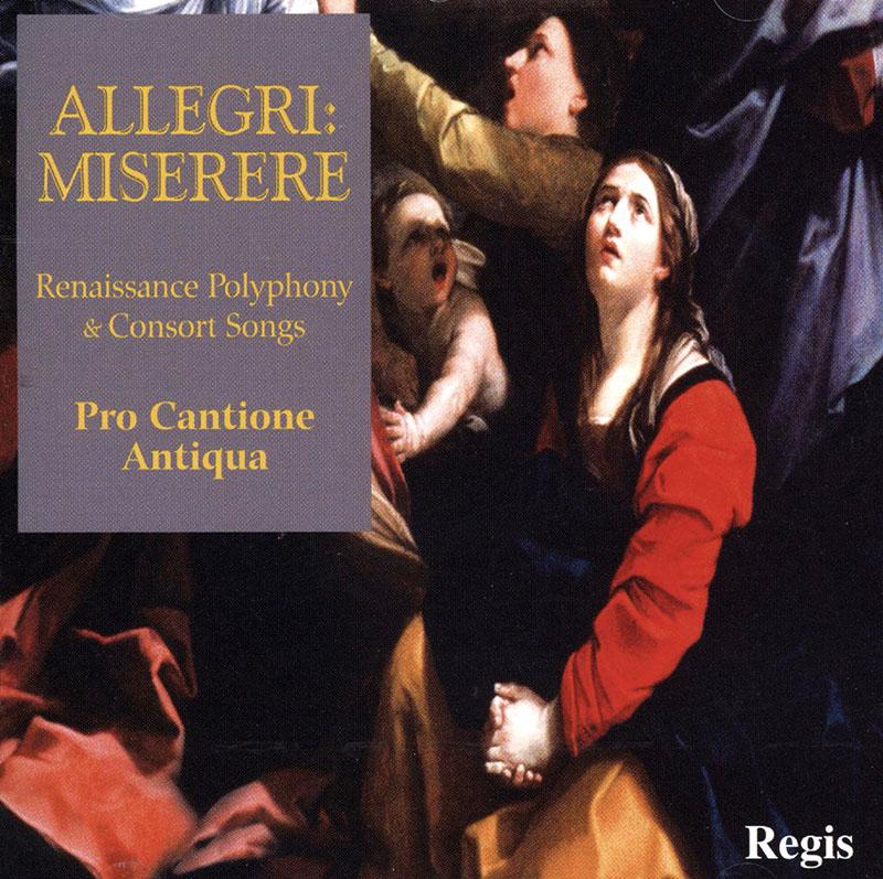 Miserere - Renaissance Polyphony & Consort Songs