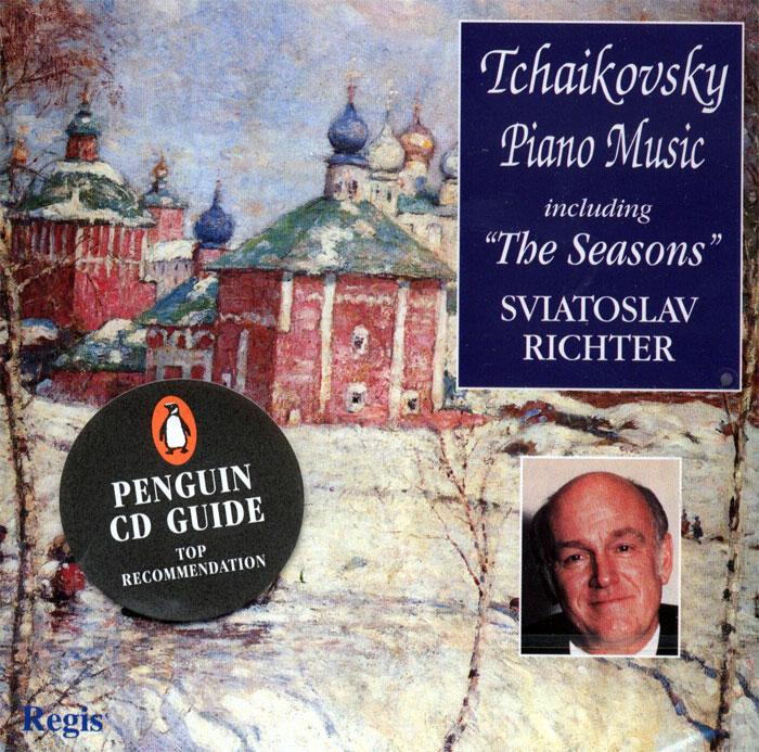 Nocturne in F major / Waltz-Scherzo in A minor / Humoresque in G major / The Seasons