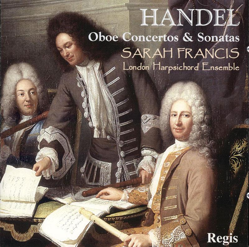 Oboe Concertos & Sonatas