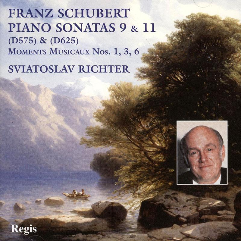 Pano Sonatas 9 & 11 ( D575 & D625) / Moments Musicaux Nos 1, 3, 6