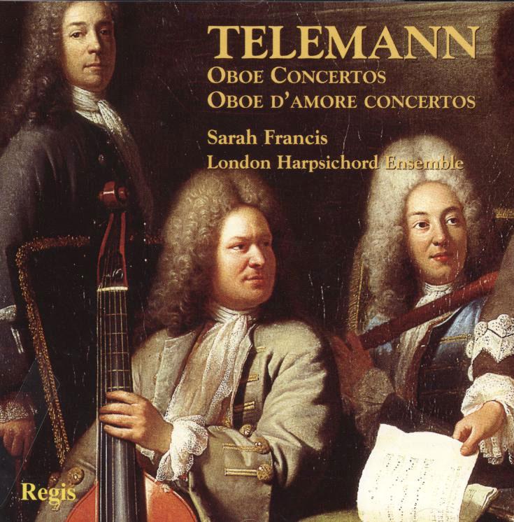 Oboe Concertos & Oboe D´Amore Concertos image