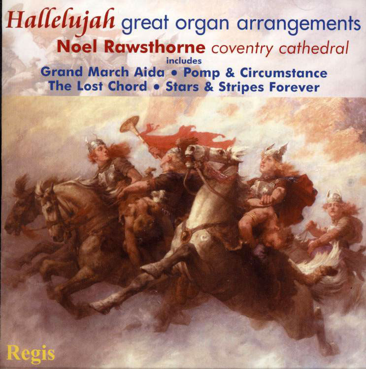 Halleluiah - Great Organ Arrantgements