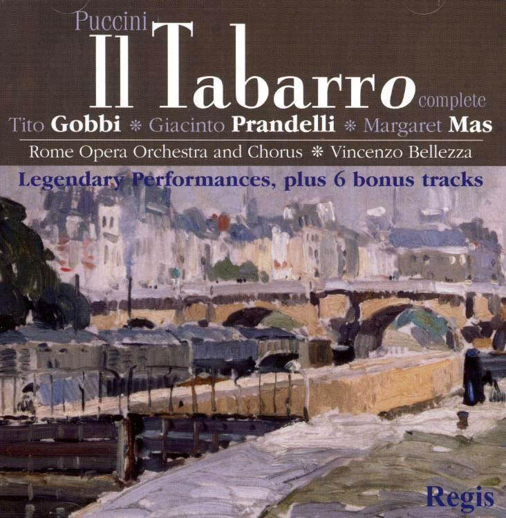 Il Tabarro + 6 BONUS!