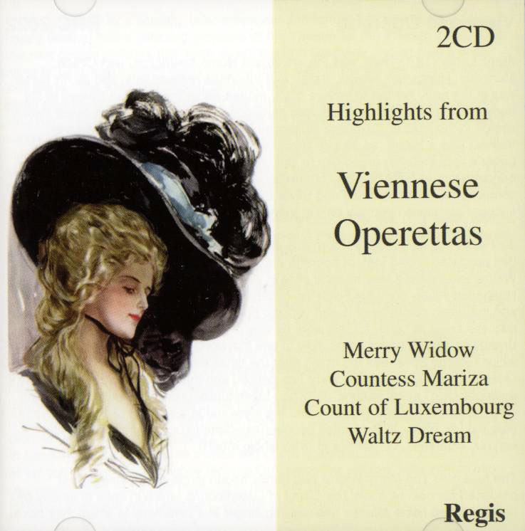 Highlights from Four Viennese Operettas