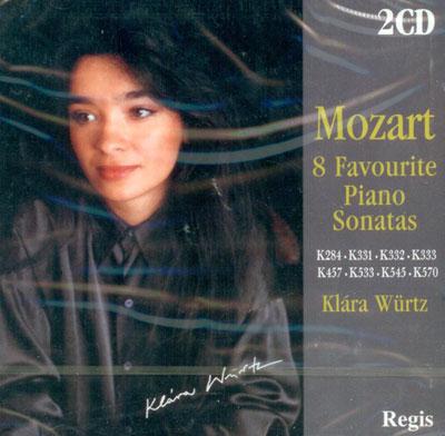8 Favourite Piano Sonatas