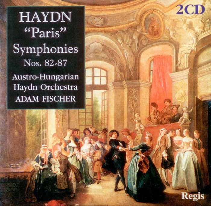 'Paris' Symphonies Nos. 82-87