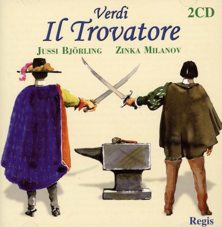 Il Trovatore - Milanov/Bjorling