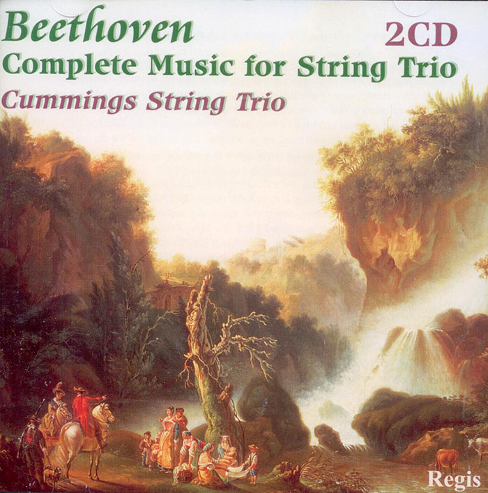 Complete Music for String Trio