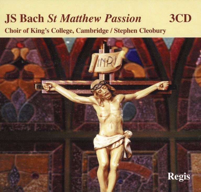 St. Matthew Passion BWV 244 (1727) image