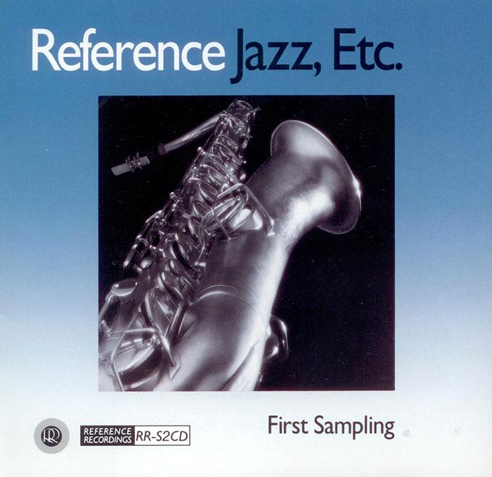 Firs Sampling  - Reference Jazz, etc.