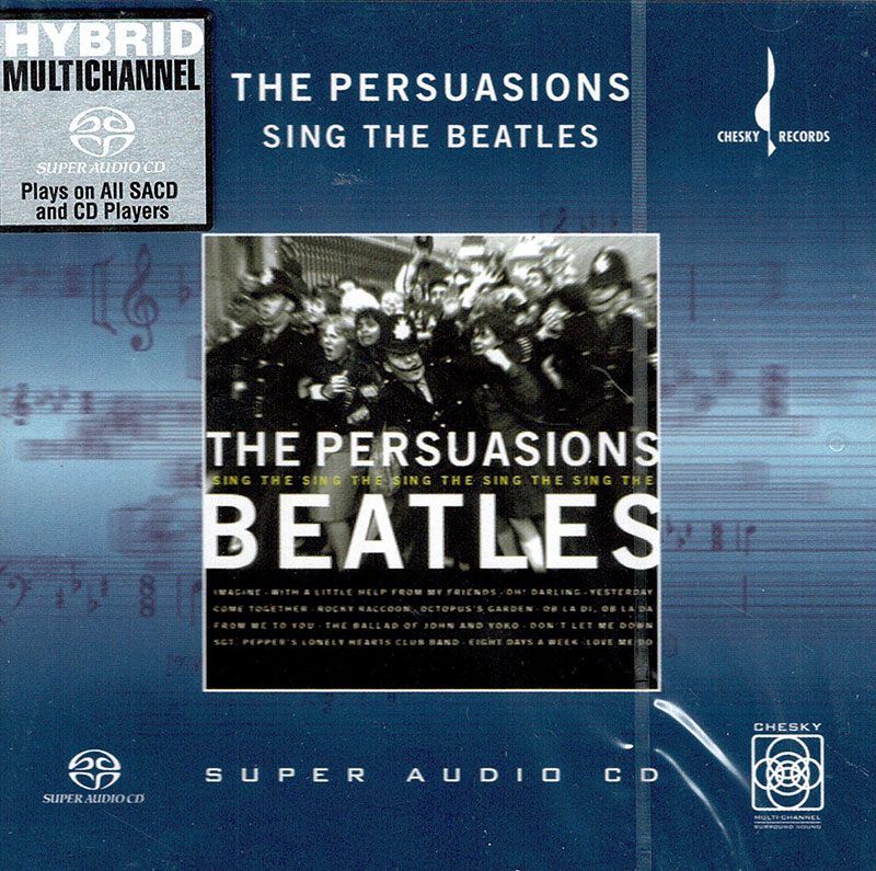 Persuasions Sing The Beatles