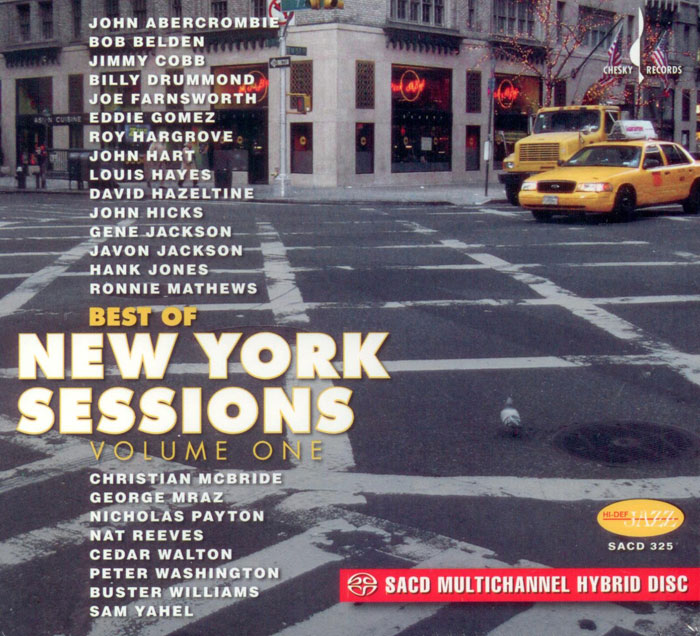 Best of New York Session vol. 1