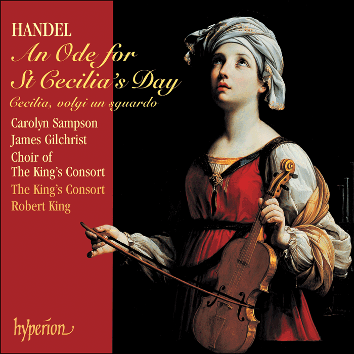 An Ode for St Cecilia's Day image