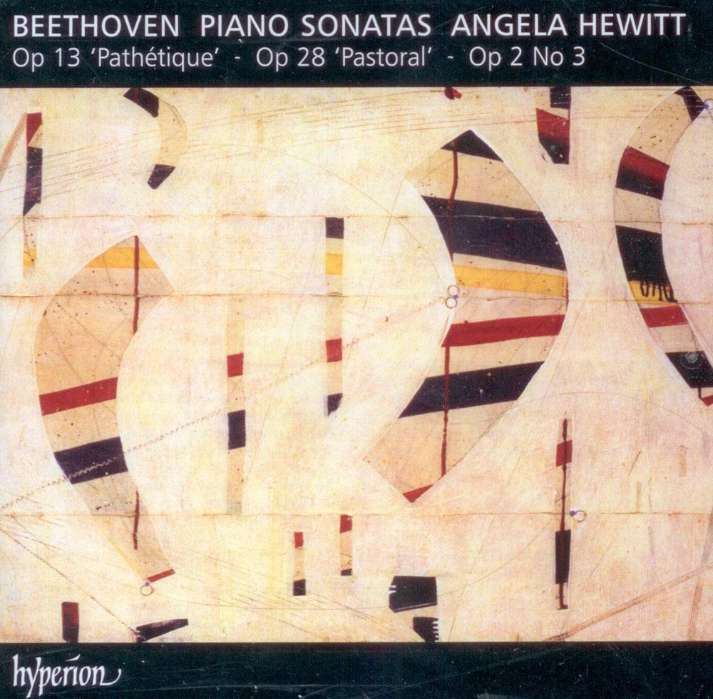 Piano Sonatas - Op 13 Pathettique, Op 28 Pastoral, Op 3 No 3