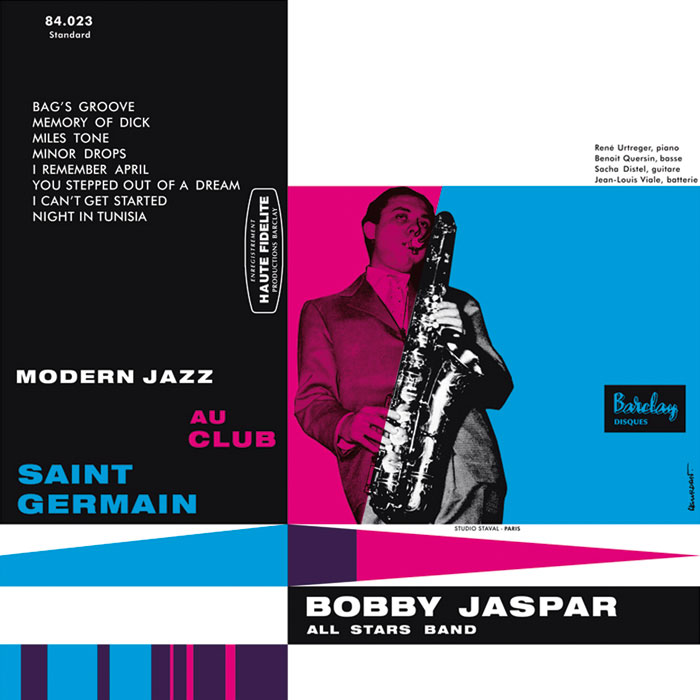 Modern Jazz au Club Saint Germain