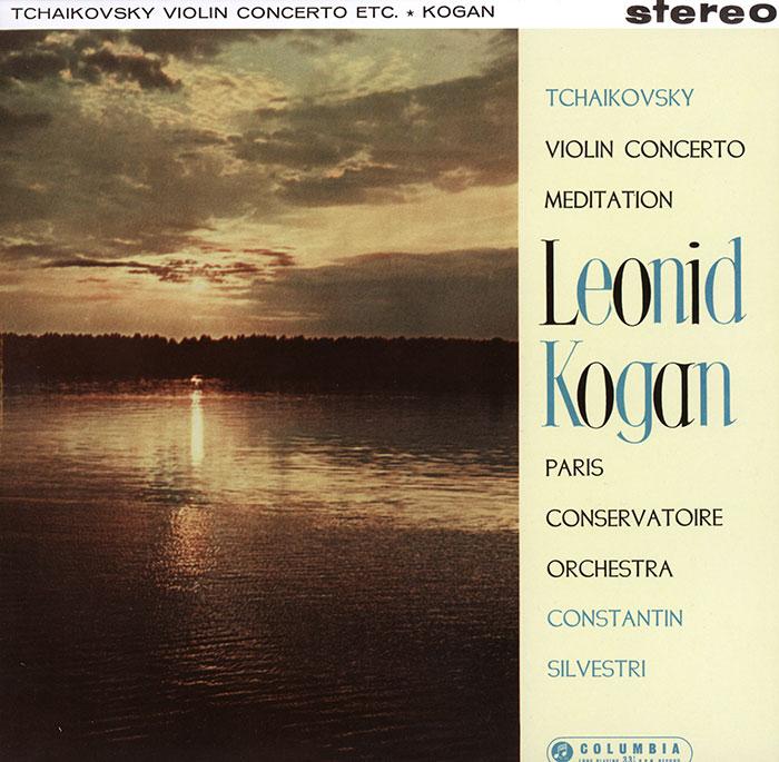 Concerto in D Major, Op. 35  /  Meditation in D Minor, Op. 42