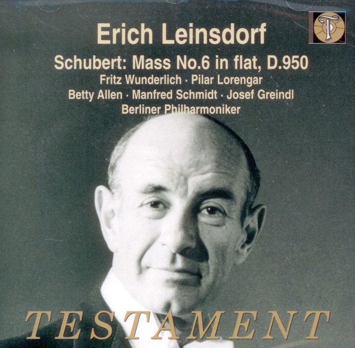 Motet BWV227 'Jesu, meine Freude' / Mass No. 6 in E flat major, D950