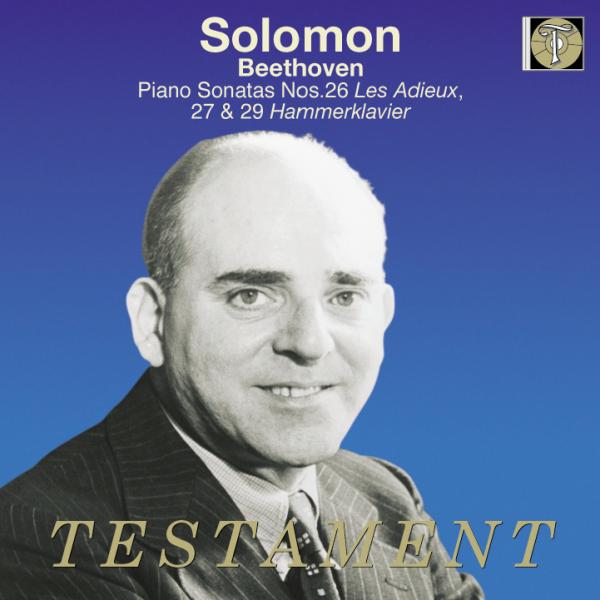 Piano Sonatas Nos. 26 Les Adieux, 27 & 29 Hammerklavier