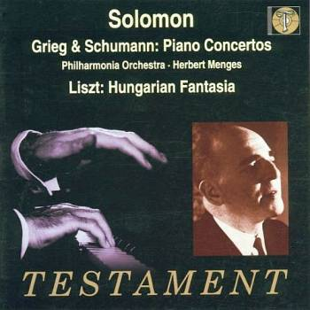 Fantasia on Hungarian Themes, Piano Concerto in A minor, Op. 54