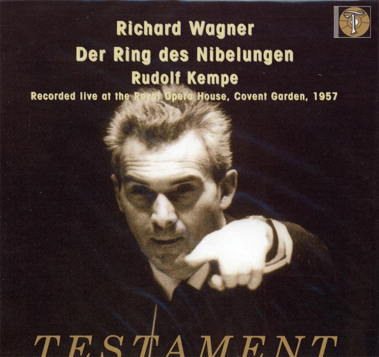 Der Ring des Nibelungen - Covent Garden - 1957 - 13CD image