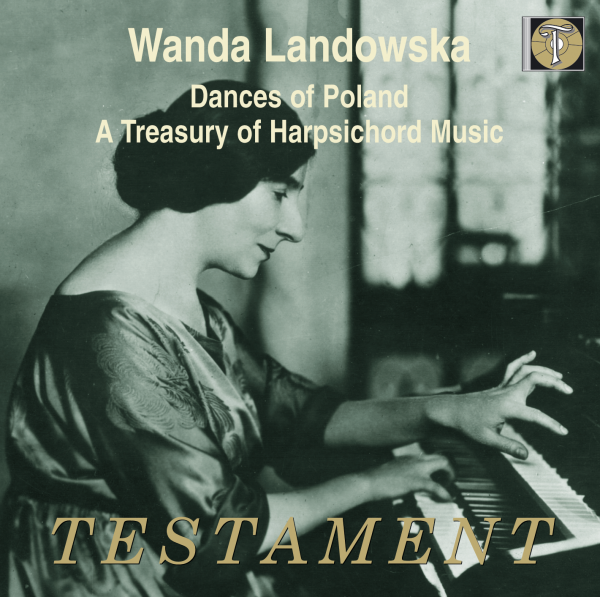 Dances of Poland: Treasury of Harpsichord Music