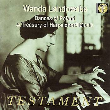 Dances of Poland: Treasury of Harpsichord Music