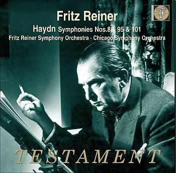 Symphonies Nos. 88, 95 and  101