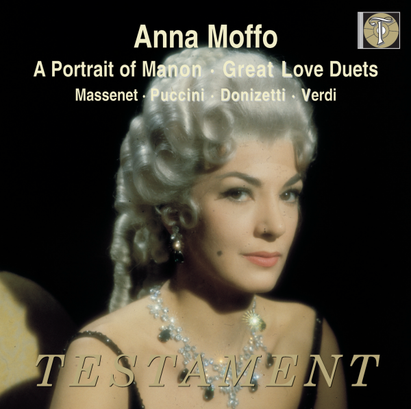 A Portrait of Manon and  Great Love Duets image