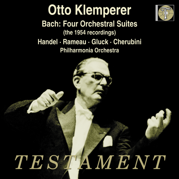 4 Orchestral Suites (the 1954 recordings)