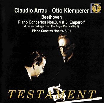 Piano Concertos Nos. 3, 4 and  5
