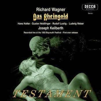 Das Rheingold - cudownie odnalezione nagranie z 1955  - najbardziej wagnerowska obsada wszechczasow