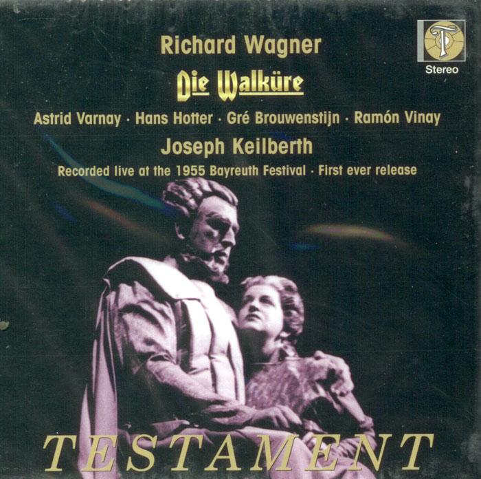 Die Walkure - cudownie odnalezione nagranie z 1955 - najbardziej wagnerowska obsada wszechczasow