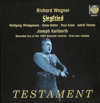 Siegfried - cudownie odnalezione nagranie z 1955 - najbardziej wagnerowska obsada wszechczasow