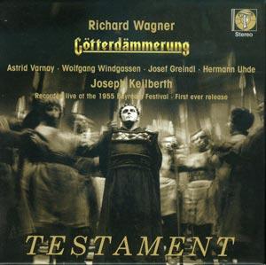 Gotterdammerung - FINALISTA CLASSIC FM AWARDS 2007